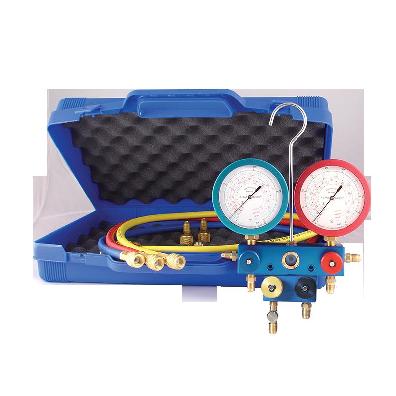 Manometerbatterien - Zubehör - Ersatzteile